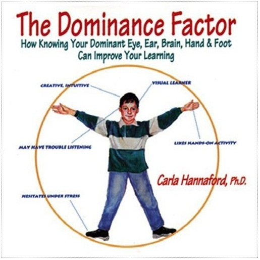 The dominance factor, Carla Hannaford