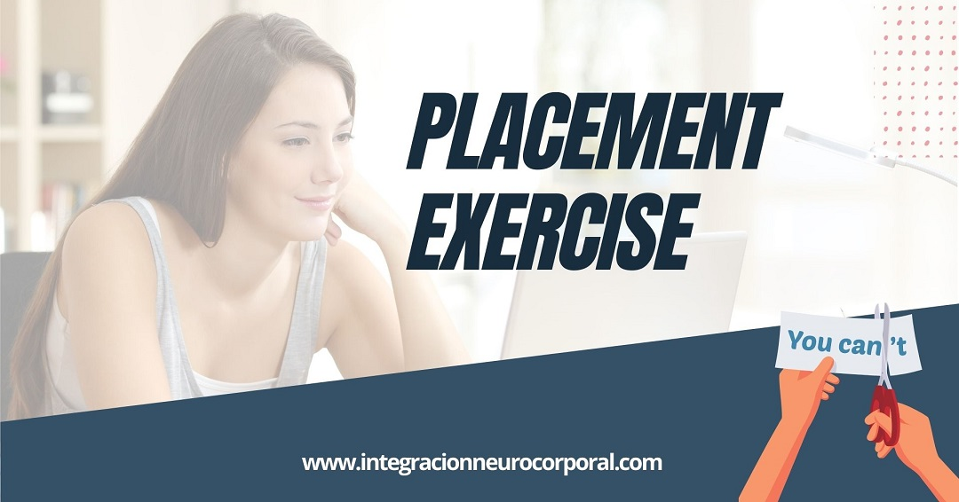 Placement exercise